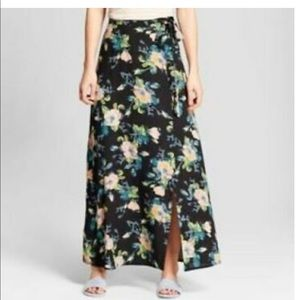 Xhilaration | Floral Set Maxi skirt and top
